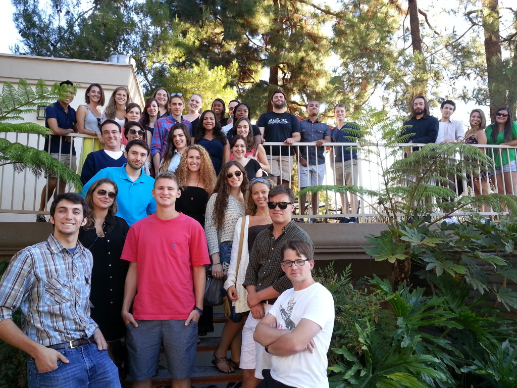 Fall 2014 Students