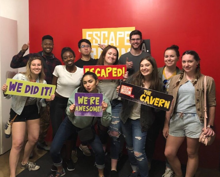 Escape Room Summer 2018