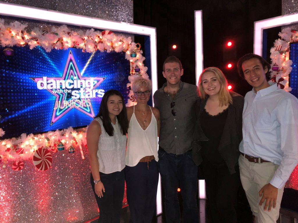 Dancing with the Stars – fall 2018