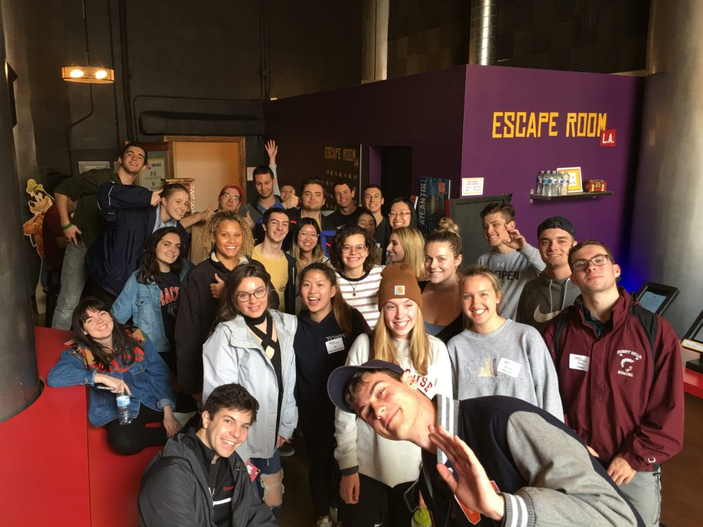 Escape Room sping 19