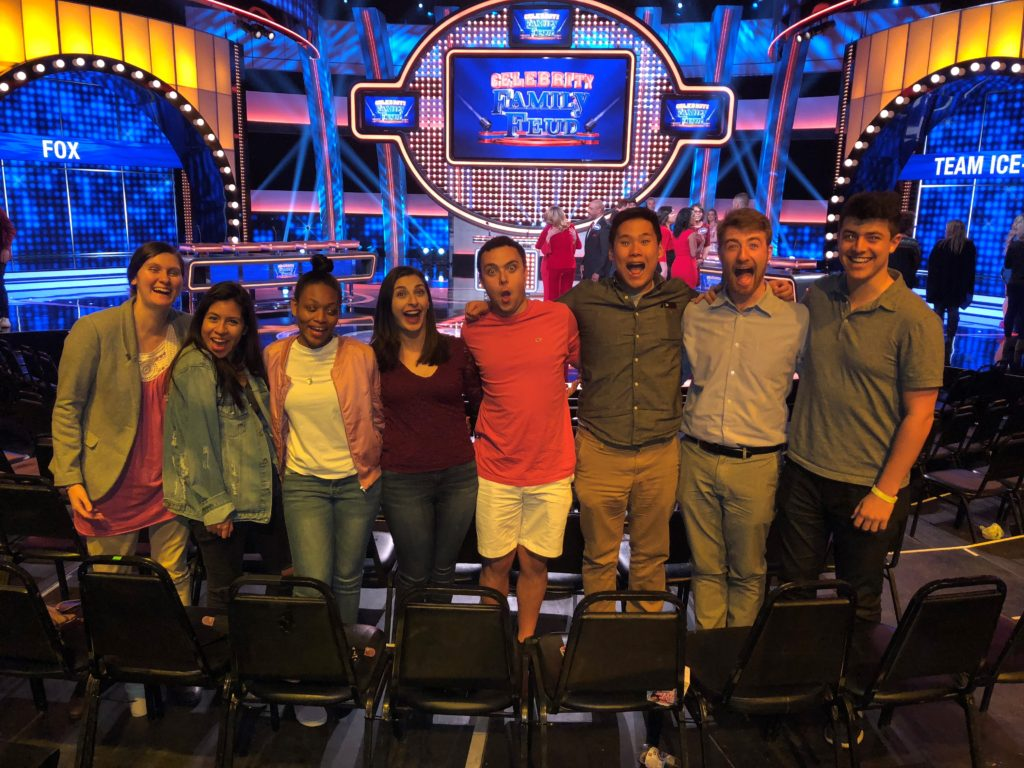 Family Feud Fall 2018